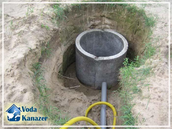 устройство водопровода на даче от колодца