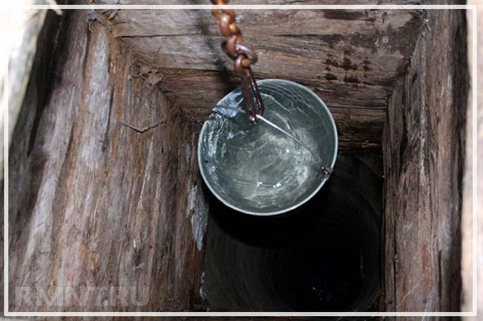 вода из скважины