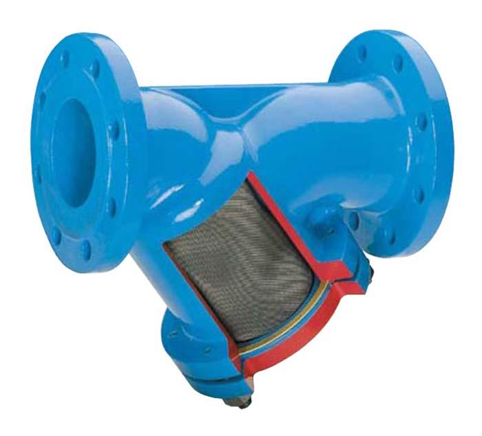 фильтр для грубой очистки воды из скважины