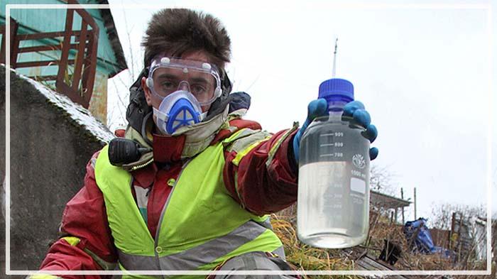 качество воды из скважины