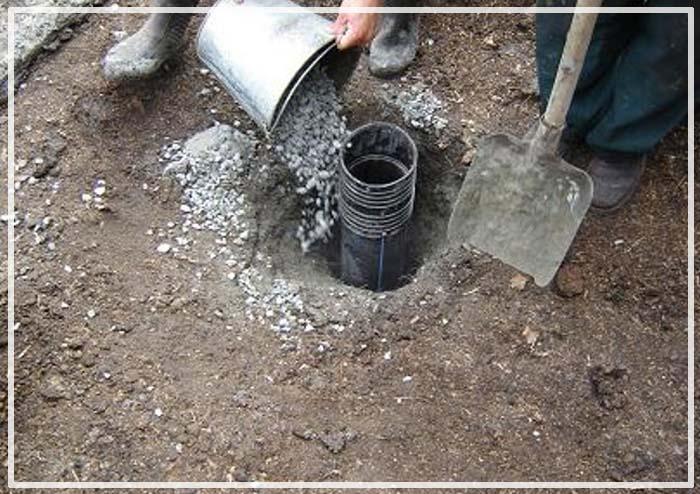 Видео как сделать скважину