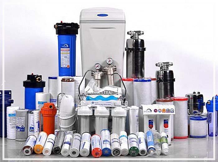 оборудование для очистки воды из скважины