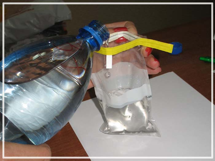 состав воды из скважины норма
