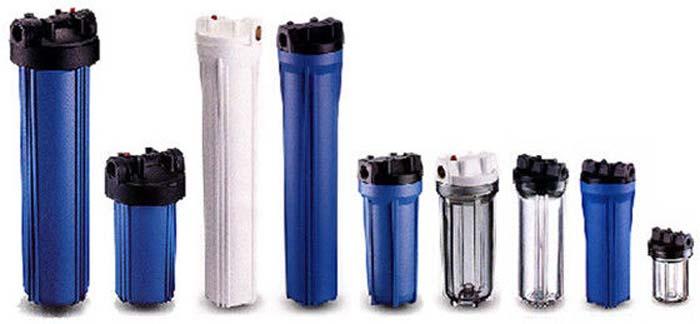 схема фильтрации воды из скважины