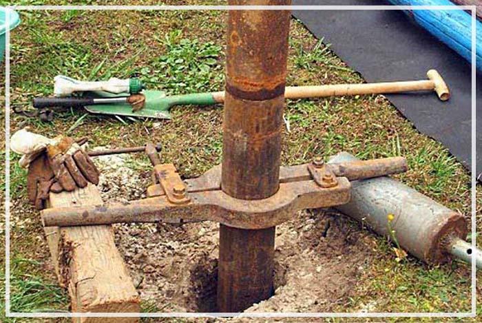 гидробурение скважин на воду