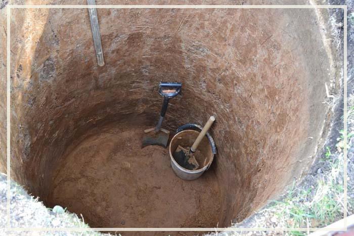 водопроводный колодец снип