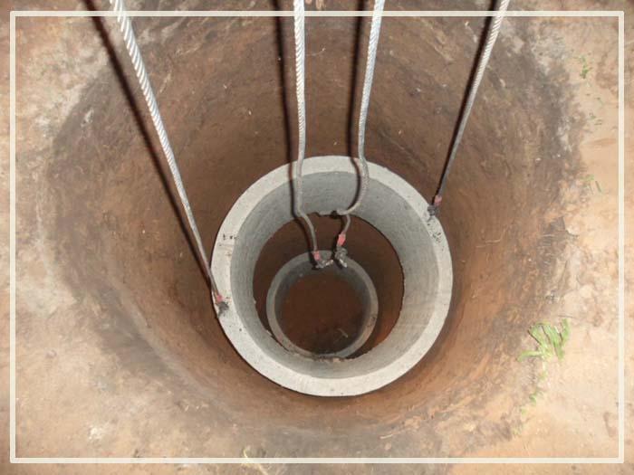 снип по водопроводным колодцам