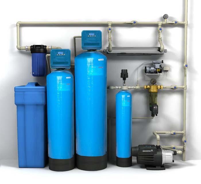 оборудование для скважин на воду