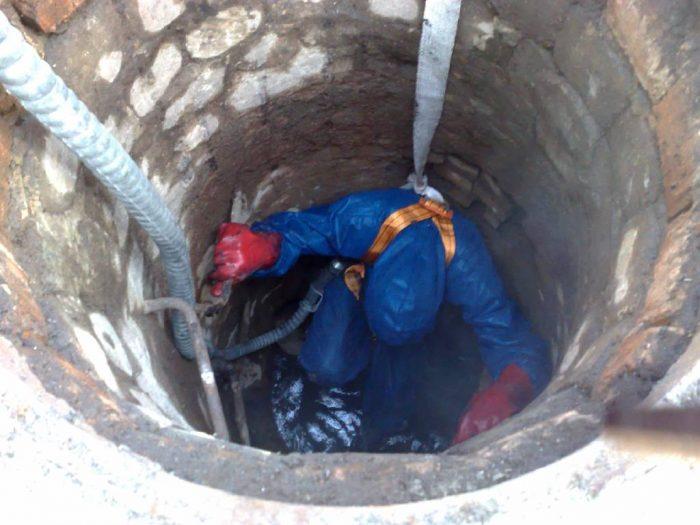 переливная канализация