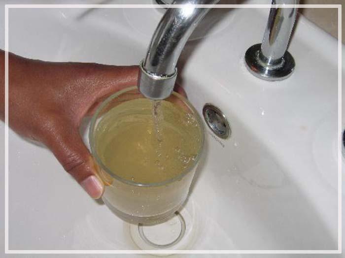 мутная вода из скважины что делать