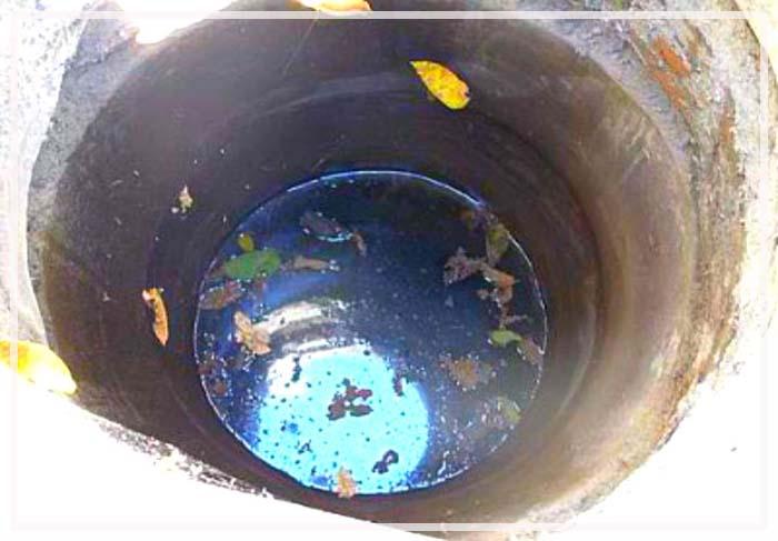 вода из скважины пахнет сероводородом что делать