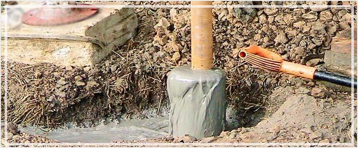 цементирование скважин