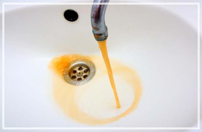 обезжелезивание воды из скважины своими руками
