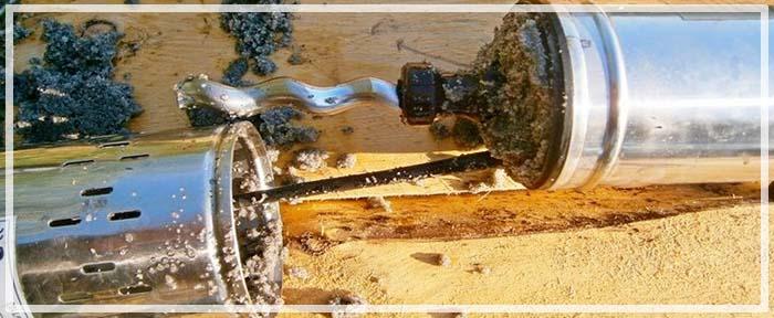 капитальный ремонт скважин