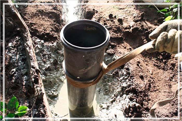 демонтаж скважинной трубы