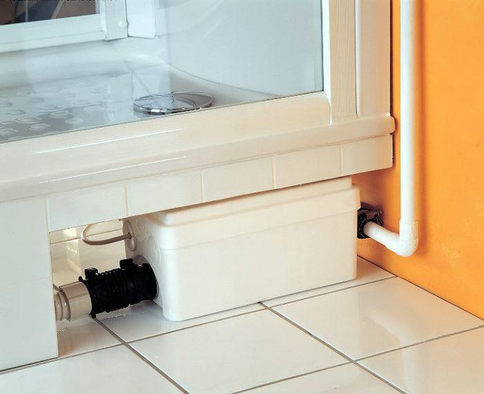 насосы для канализации в квартире