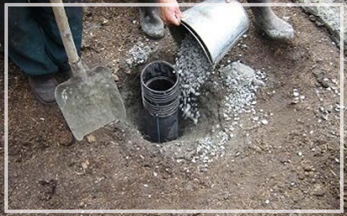 мутная вода в скважине