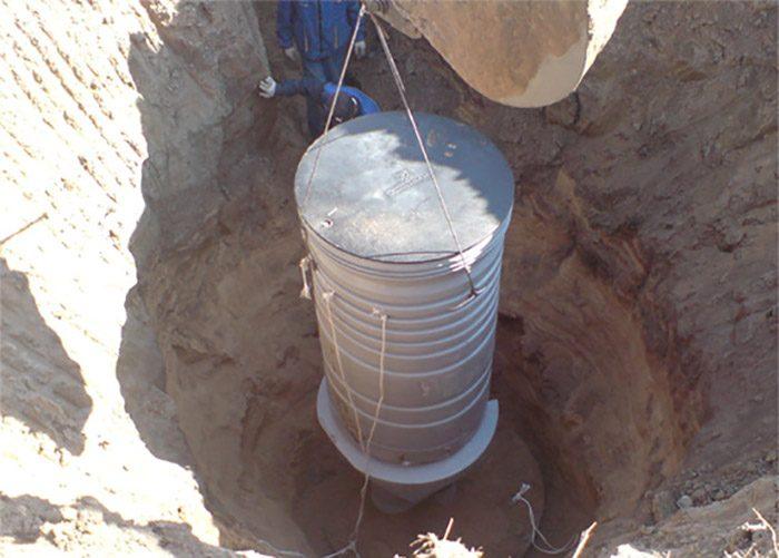 канализационно насосные станции