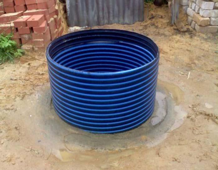 пластиковые трубы для колодца питьевой воды