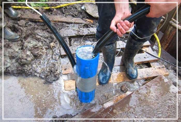 обслуживание водяных скважин