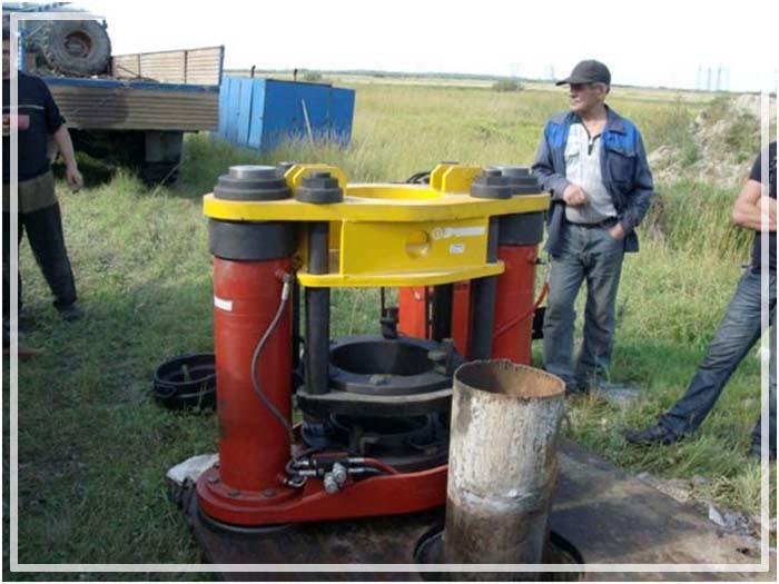 капитальный ремонт скважины