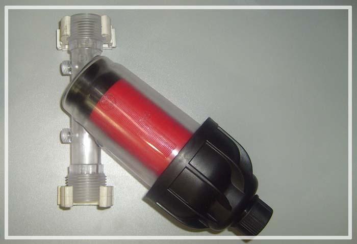 фильтр для воды от извести для скважины