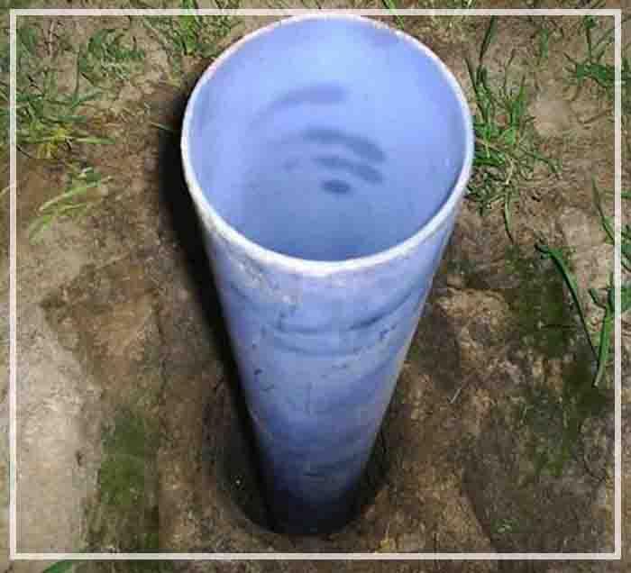 как вынуть обсадную трубу из скважины