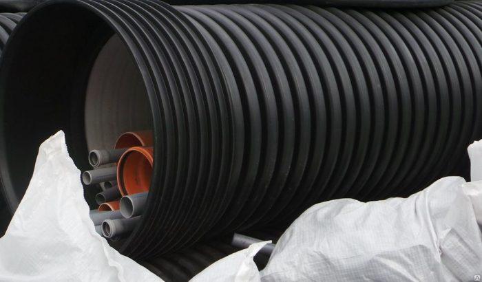 пластиковые трубы большого диаметра для колодца