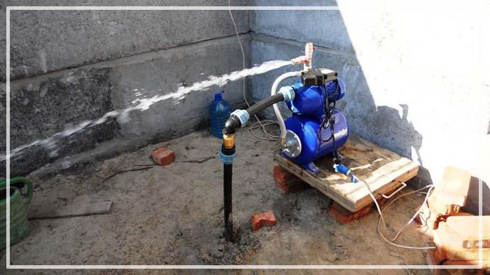 эксплуатация водяных скважин