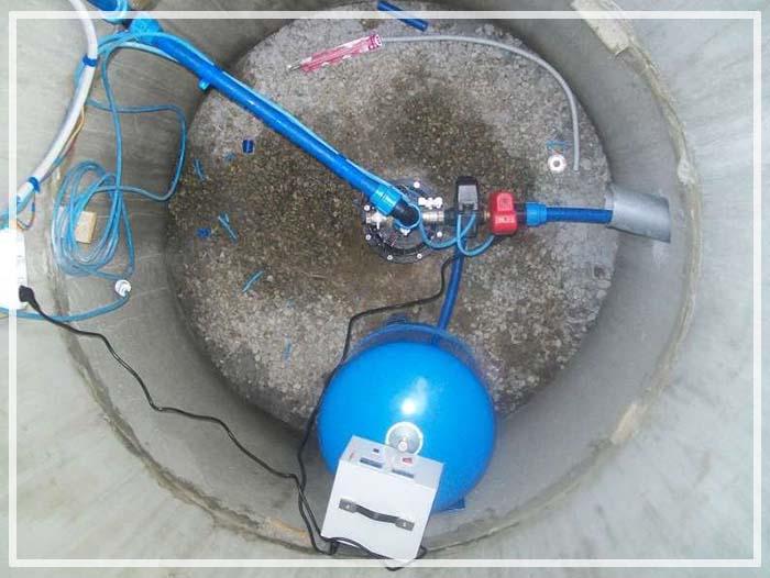 водозаборная скважина что это такое