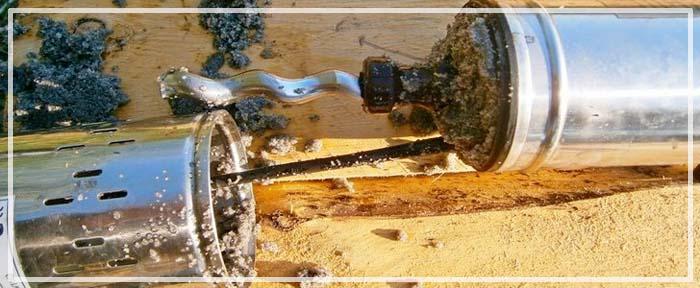 борьба с осложнениями при эксплуатации скважин