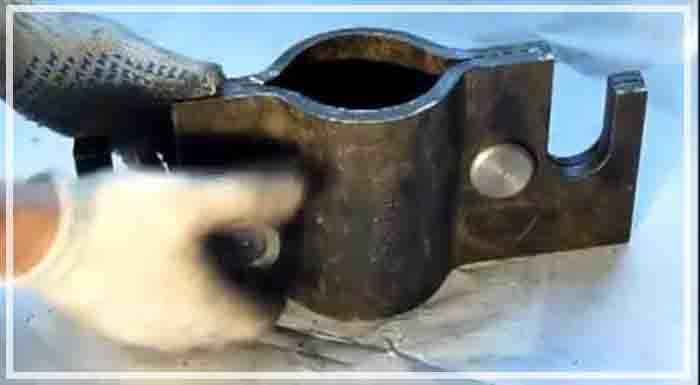 как достать обсадную трубу из скважины