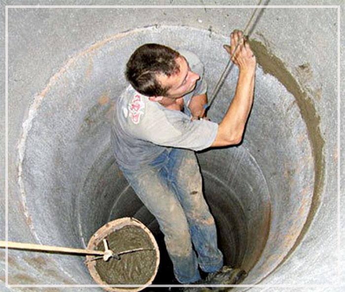 как углубить скважину под воду