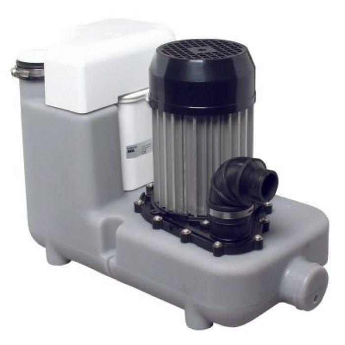 установка канализационного насоса