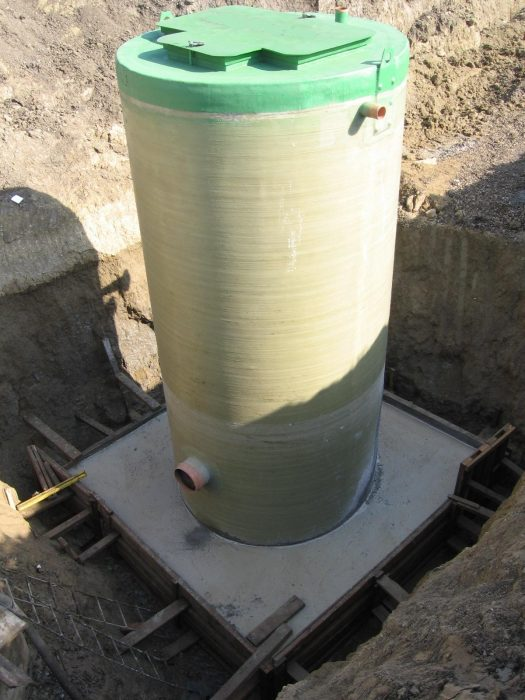 кнс канализационные насосные станции чертежи