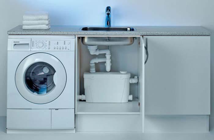 канализационный насос для кухни
