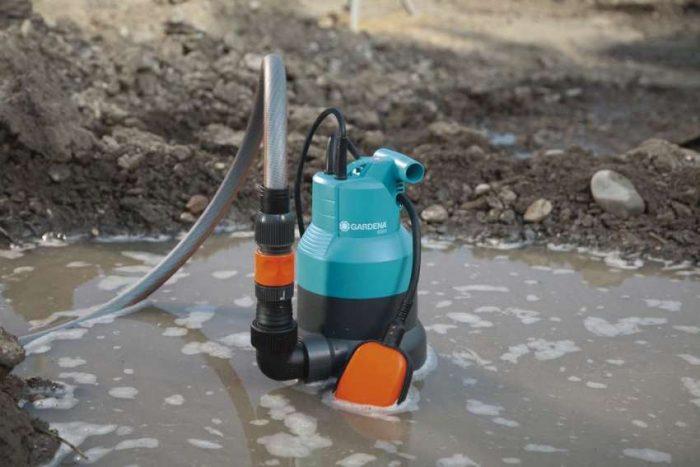 дренажные насосы для канализации