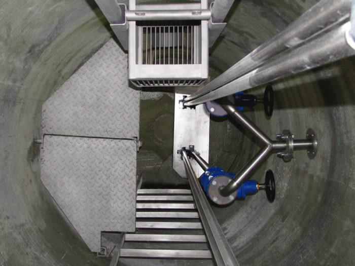 канализационно насосная станция