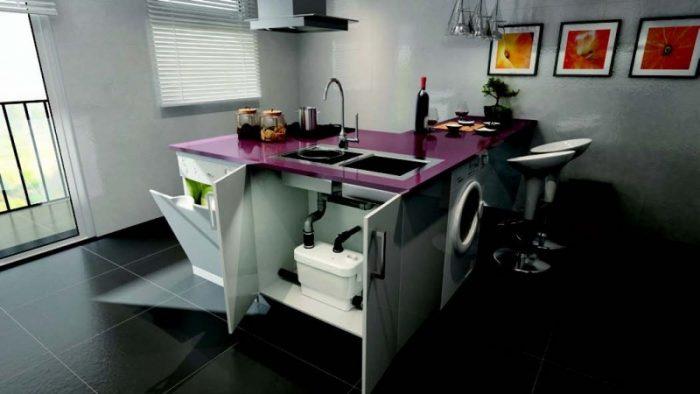 насос для кухни