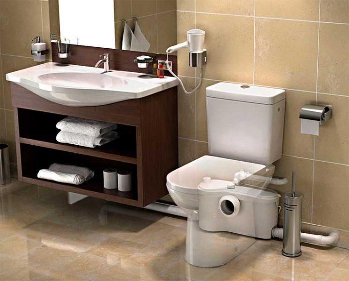 канализационные насосы для кухни