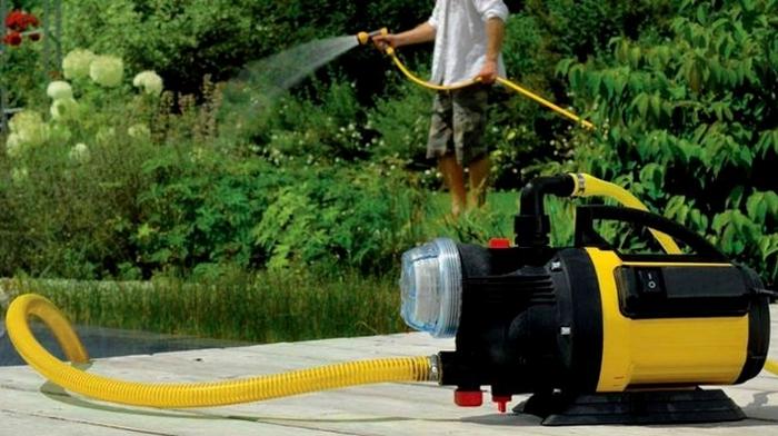 насос электрический для воды