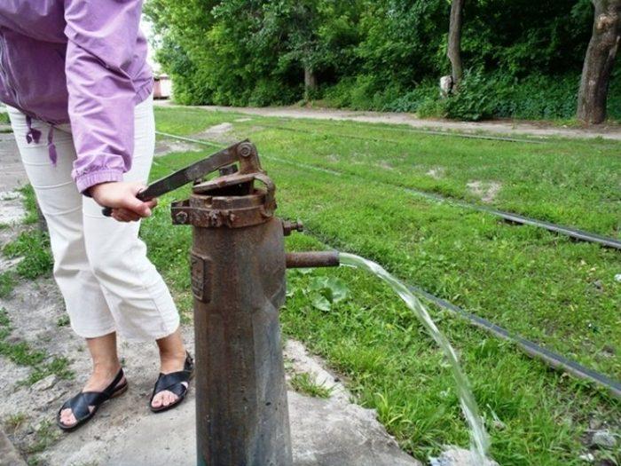 водяной насос своими руками