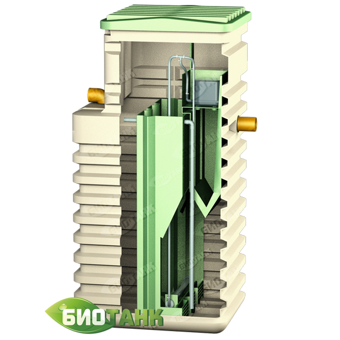 биотанк септик