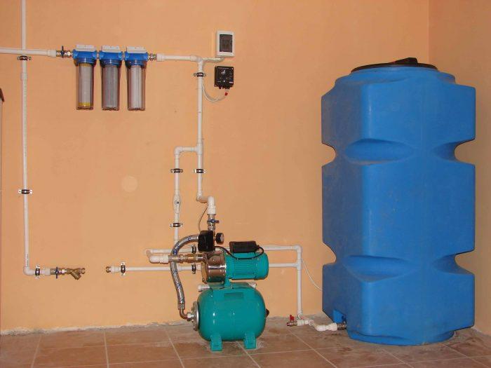 насосы повышающие давление воды в квартире