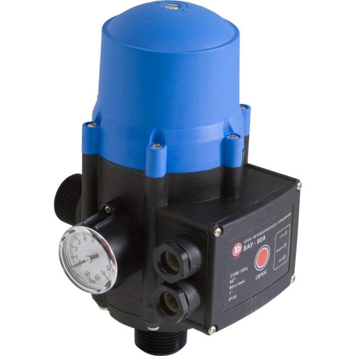 автоматика для насосов водоснабжения