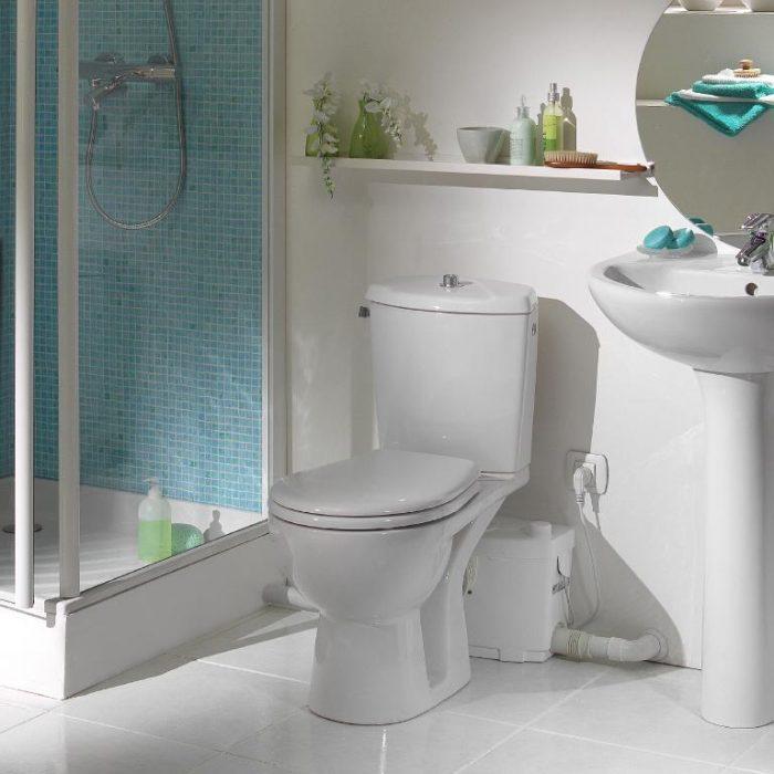 сантехнический насос для туалета