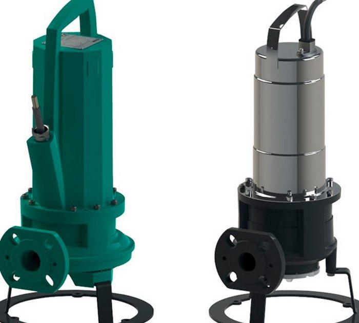 дренажные насосы для горячей воды