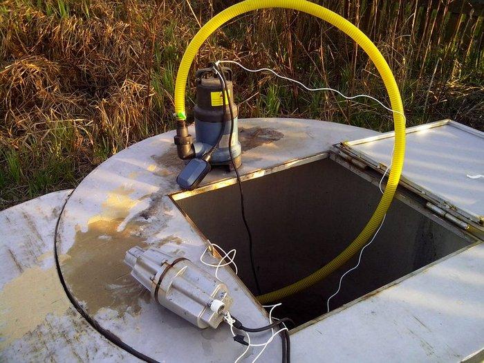 насос для воды погружной