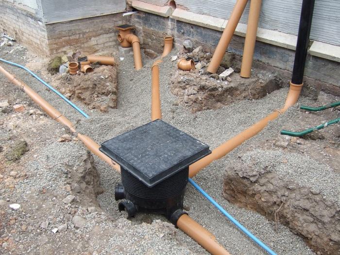 труба для ливневой канализации
