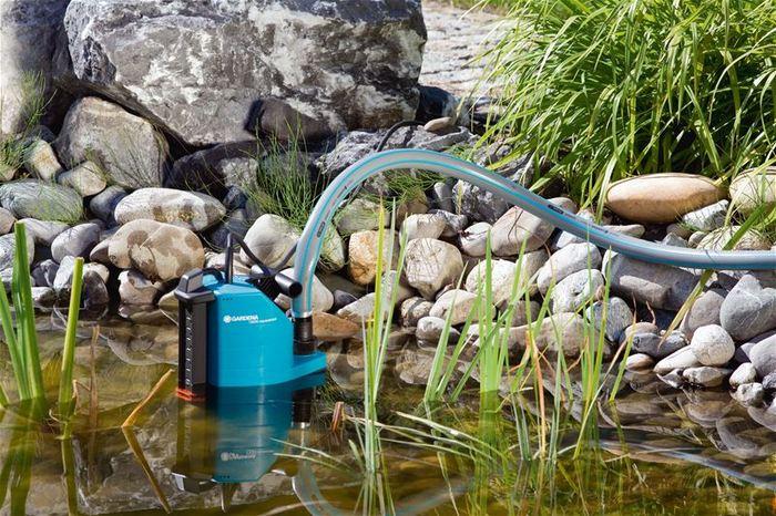 устройство водяного насоса